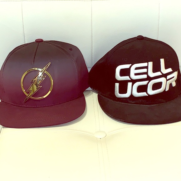 9fifty Accessories - Flash and cellucor snapbacks
